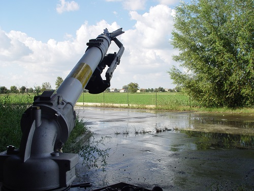 پرمصرف ترین آبپاش سیستم های آبیاری بارانی ایران - آمبو
